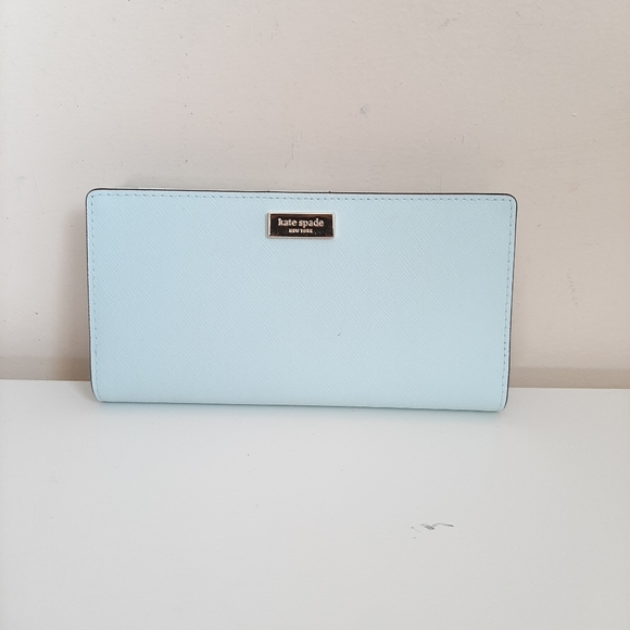 Kate Spade Saffiano leather long Wallet